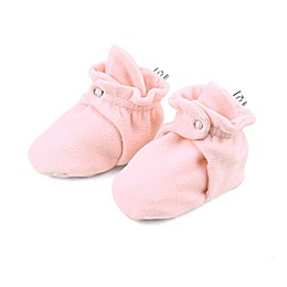 The Peanutshell® Fleece Booties in Coral