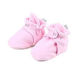 The Peanutshell™ Fleece Booties in Pink