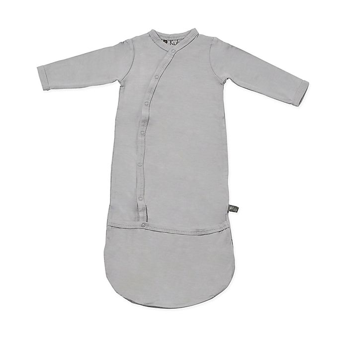 Alternate image 1 for kyte BABY Gown in Storm