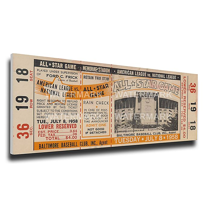 Alternate image 1 for MLB Baltimore Orioles Sports 9-Inch x 32-Inch Framed Wall Art