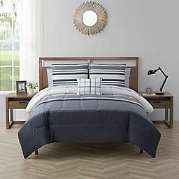 Dylan 12-Piece Reversible Comforter Set