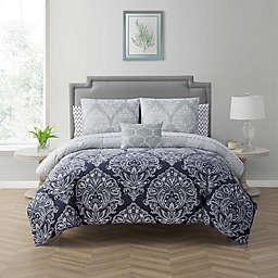 Cambridge 12-Piece Reversible Comforter Set