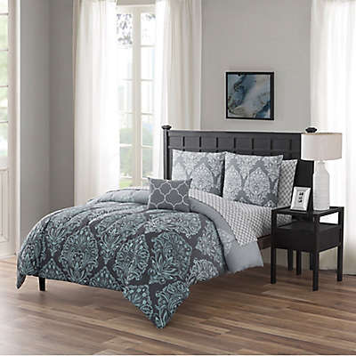 Cambridge 12-Piece Reversible Comforter Set
