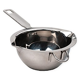 RSVP Endurance® 2-Cup Stainless Steel Double Boiler Insert