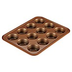 Ayesha Curry™ 12-Cup Muffin Pan in Copper