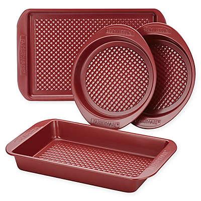 Farberware® Colorvive™ 4-Piece Nonstick Bakeware Set