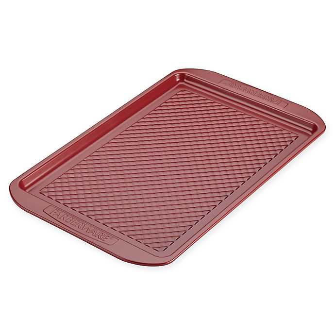 Alternate image 1 for Farberware® Colorvive™ 11-Inch x 17-Inch Cookie Pan