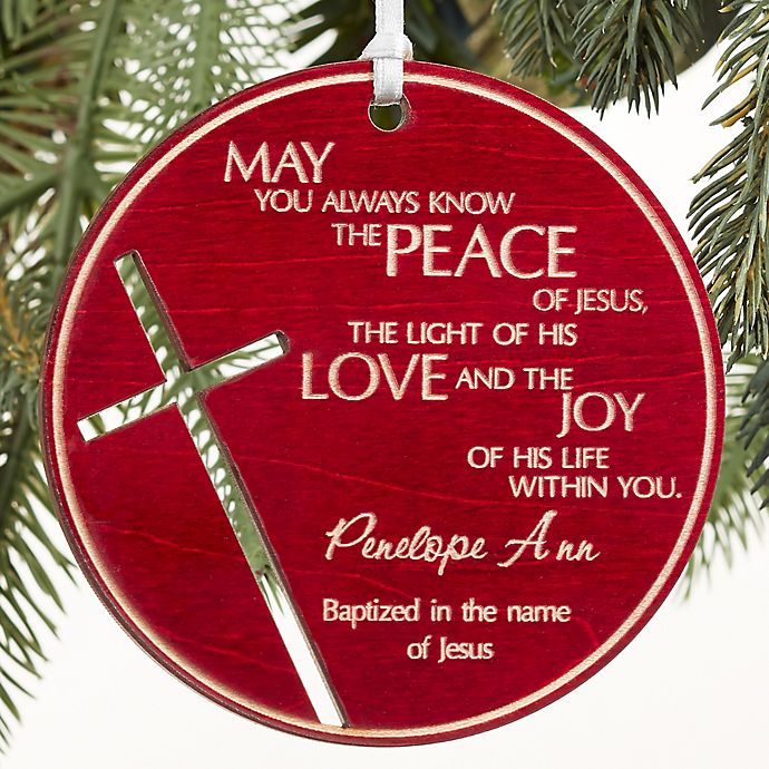Christmas Ornaments Personalized.Memorial Angel Personalized Wood Christmas Ornament