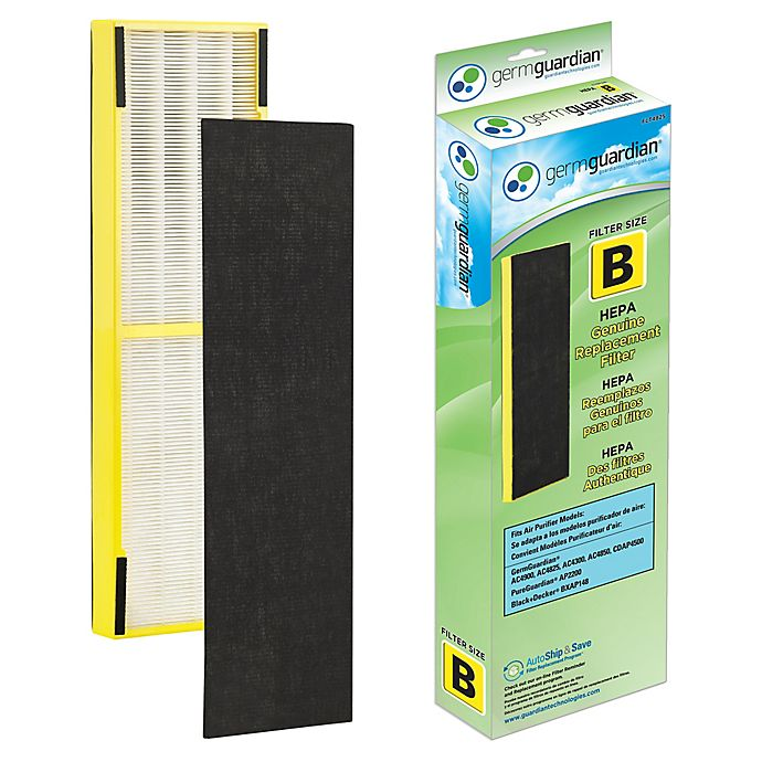 Alternate image 1 for GermGuardian® GENUINE Replacement Filter B