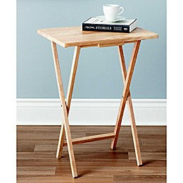 Single Stand Snack Table