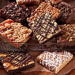 8-Pack Assorted Gourmet Brownie Sampler