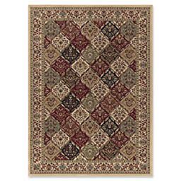 Concord Global Bakhtiar 7-Foot 10-Inch x 10-Foot 10-Inch Rug in Ivory