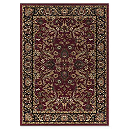 Concord Global Trading Sultanabad 7-Foot 10-Inch x 10-Foot 10-Inch Rug in Red
