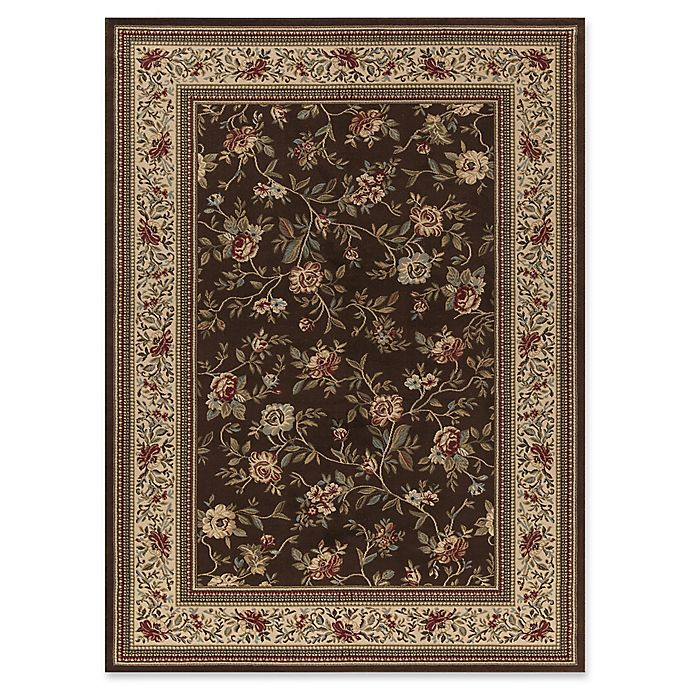 Alternate image 1 for Concord Global Trading Ankara Floral Garden 7-Foot 10-Inch x 10-Foot 10-Inch Rug