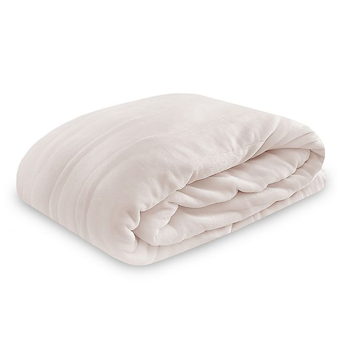 Alternate image 1 for Therapedic® Twin Smart Warming Wireless Remote Blanket in Ivory