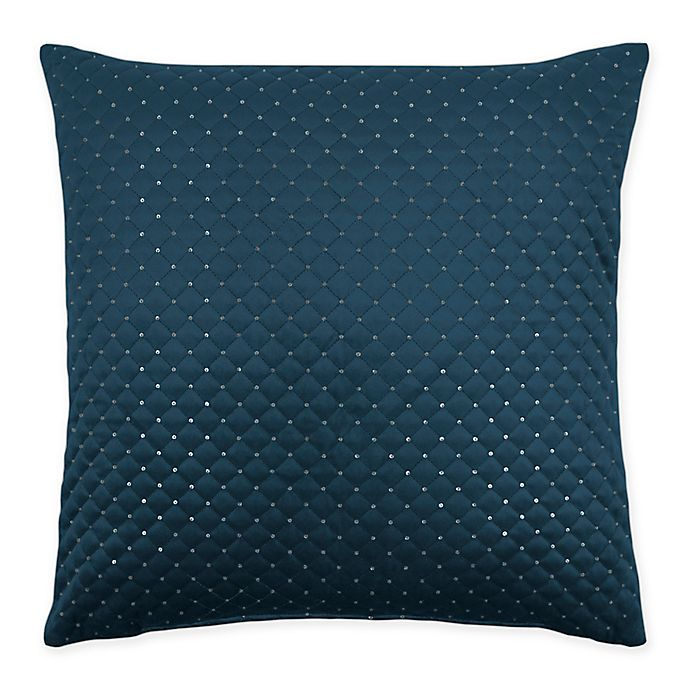 Alternate image 1 for Sherry Kline Dixon Grayson Sequins Velvet Toss Pillow