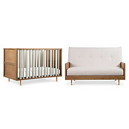 Nursery Works Novella Nursery Furniture Collection in Ash/Ivory