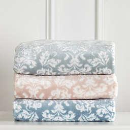 Home Fashion Designs Oversized Ultra Plush Isabel Throw Blanket