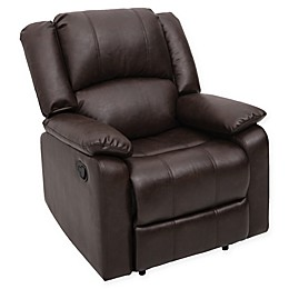 Relax-A-Lounger™ Paxton Recliner in Dark Brown