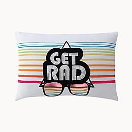 "Body Glove® ""Get Rad"" Throw Pillow"