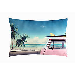 Body Glove® Mini Bus Throw Pillow