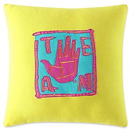 Body Glove Team® BG Square Throw Pillow