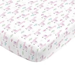 NoJo® Crib Sheet in Pink