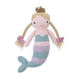 Cuddle Me Cassidy Knitted Plush Mermaid