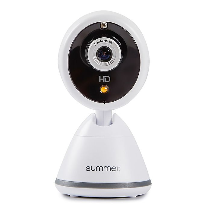 Alternate image 1 for Summer Infant® Baby Pixel Zoom HD™ Extra Video Camera