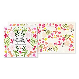 Kate Spade® New York Floral Baby Girl 1st Year Keepsake Journal