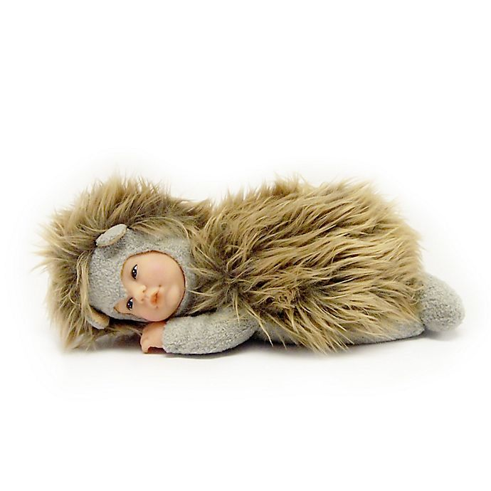 Alternate image 1 for Anne Geddes® Baby Hedgehog Doll