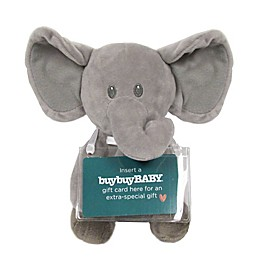 Kids Preferred® Plush Elephant with Gift Card Holder