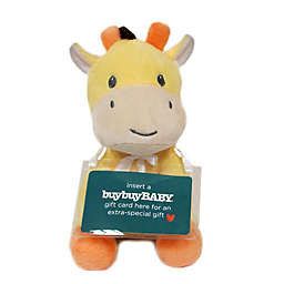 Kids Preferred® Plush Giraffe with Gift Card Holder