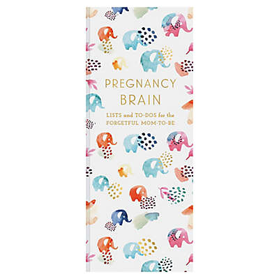 Chronicle Books Pregnancy Brain Notepads