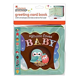 Cottage Door Press© Whooo Loves Greeting Card Book