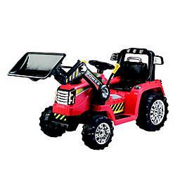 Blazin Wheels 12-Volt Battery Operated Ride-On Push Dozer