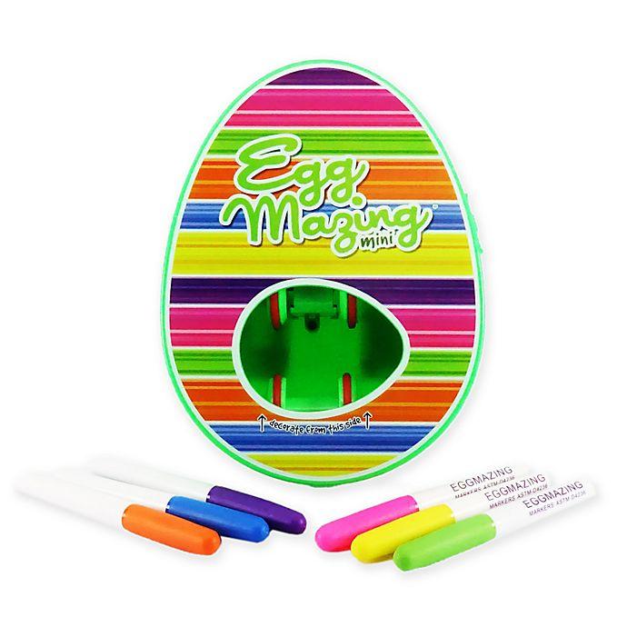 Alternate image 1 for Eggmazing Egg Decorator in Green