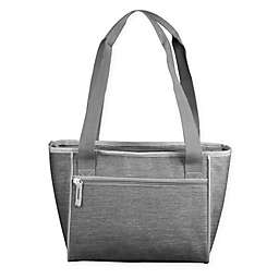 16-Can Cooler Tote in Charcoal