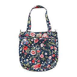 Ju-Ju-Be® Be Light Diaper Bag in Midnight Posy
