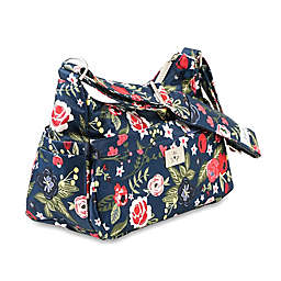 Ju-Ju-Be® HoboBe Diaper Bag in Midnight Posy