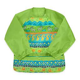 green spouts® by i play® Snap & Go Long Sleeve Bib