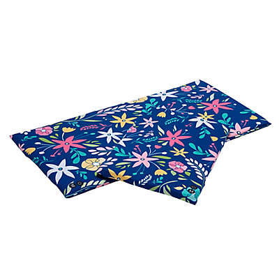 Tranquilo™ Soothing Mat Flower Power Slipcover in Blue