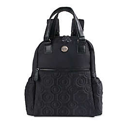 OiOi Australian Floral Backpack Diaper Bag