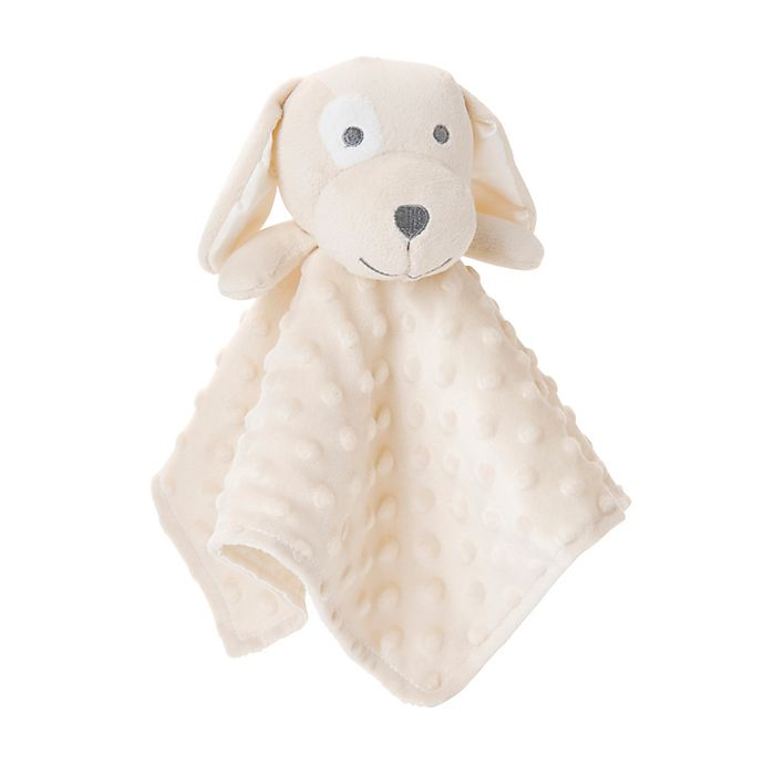 Alternate image 1 for Elegant Baby® Puppy Blankie Buddy in Tan