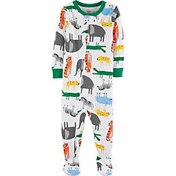 carter's® Animals Footed Pajama