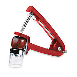 OXO Good Grips® Cherry and Olive Pitter in Red