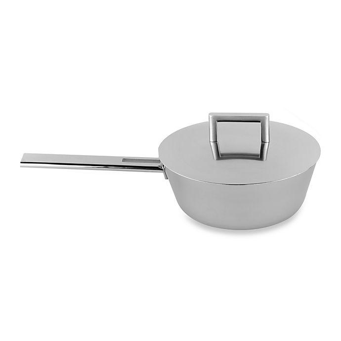 Alternate image 1 for Demeyere John Pawson 2.1-Quart Conical Sauté Pan with Lid