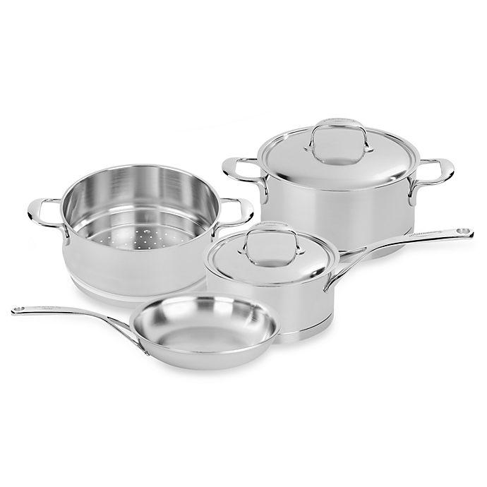 Alternate image 1 for Demeyere Atlantis Intro 6-Piece Cookware Set