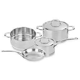 Demeyere Atlantis Intro 6-Piece Cookware Set