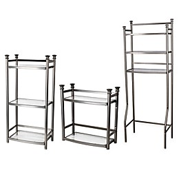 ORG™ Bathroom Shelving Collection